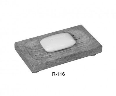 Soap HolderR-116Size(mm): 180x100x30 Weight: 0.9kg