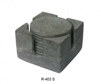 Coaster Stone R-403-S  Size(mm): 89x60x55   Weight: 0.9kg
